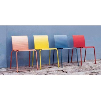 Donato D'Urbino and Paolo Lomazzi T-Tina Chair