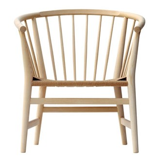 Hans J. Wegner PP 112 Easy Chair