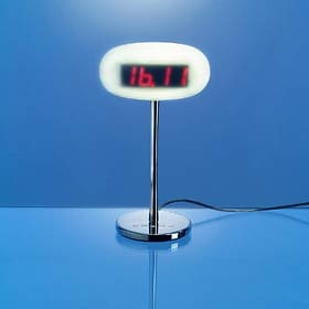 Karim Rashid Time & Space Clock Lamp
