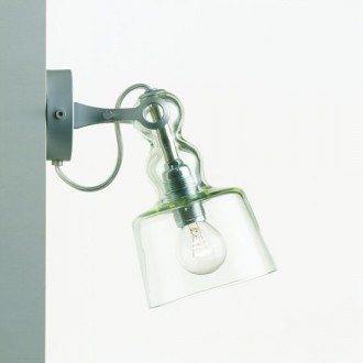 Michele De Lucchi and Alberto Nason Acquaparete Lamp