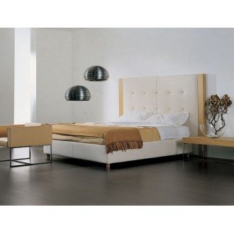 Augusto Mandelli and Walter Selva Darch Bed