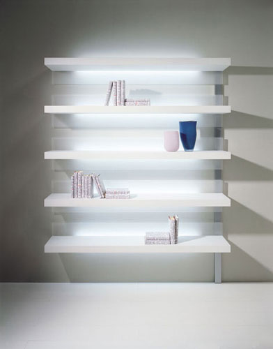 Lodovico Acerbis New Concepts Wall Shelves