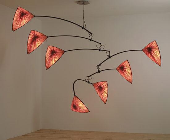 Ayala Serfaty Avia Mobile Lamp
