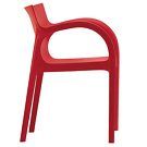 Bartoli Design Poppy Star Armchair