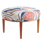 Josef Frank Footstool 647