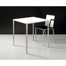 Maurizio Peregalli Mini Tavolo Inox Dining Table