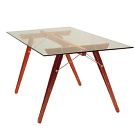 Pedro Useche Flexus Rectangular Table