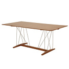 Pedro Useche Tensor Rectangular Table