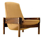 Sergio Rodrigues Vronka Armchair