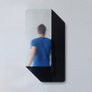 Sylvain Willenz Slide Mirrors