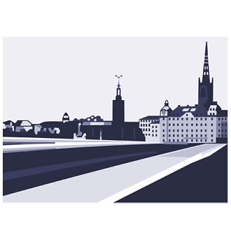 Anders Wirtén Från Slussen, Stockholm –No.1 Carpet