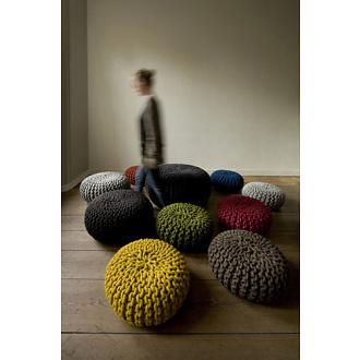 Christien Meindertsma Urchin Pouf
