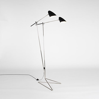 David Weeks Double Pod No. 305 Lamp