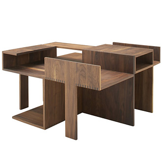 Frédéric Ruyant Wooden Tribu Table