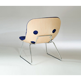 Jakob Thau Armadillo Easy Chair