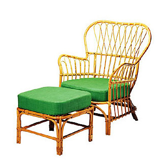 Josef Frank Easy Chair 311