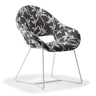 Matthew Kavanagh and Ashley Hall Palm Armchair
