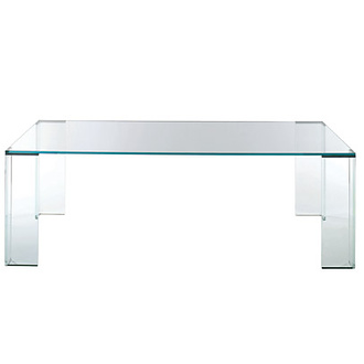 Piero Lissoni On The Edge Table