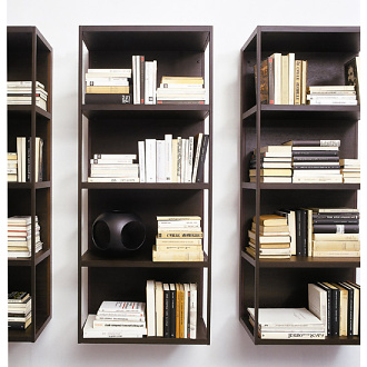 Pietro Arosio Wallbox Bookcase