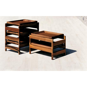 Scott Fellows and Craig Bassam Tray Rack Series