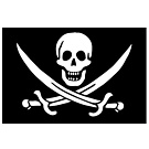 Anders Wirt&eacute;n Jolly Roger No.2 Carpet