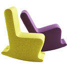 Claudio Colucci Mini-Dada Rocking Chair