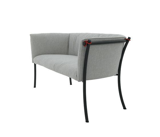 Anna Von Schewen Smeralda Armchair and Sofa