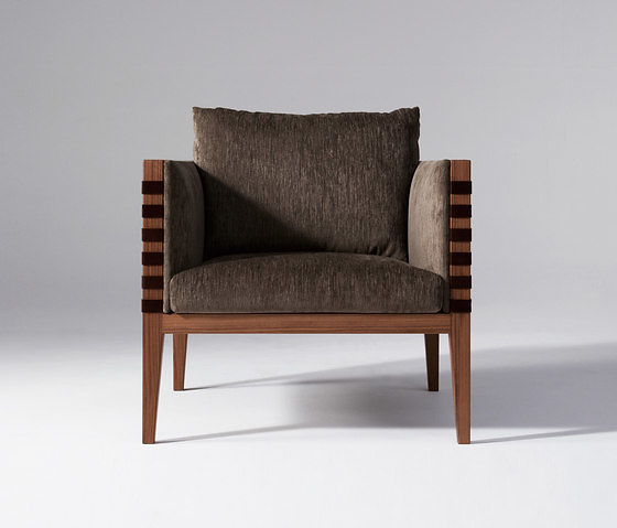 Atelier D.Q. Lupin Armchair