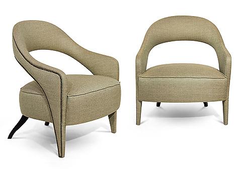 Brabbu Design Studio Tellus Armchair