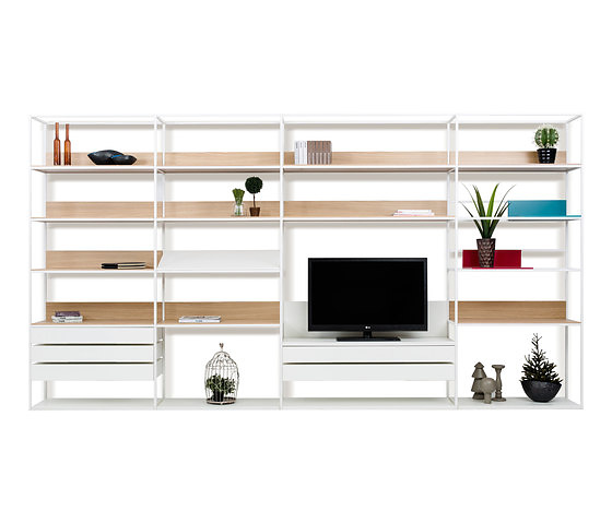Christophe Pillet Deep Bookcase