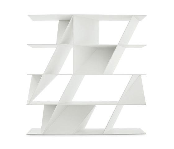Daniel Libeskind Web Bookcase