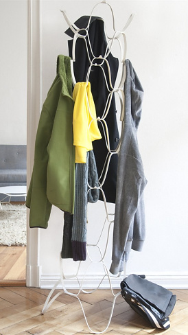 E27 Loll Tower Coat Stand