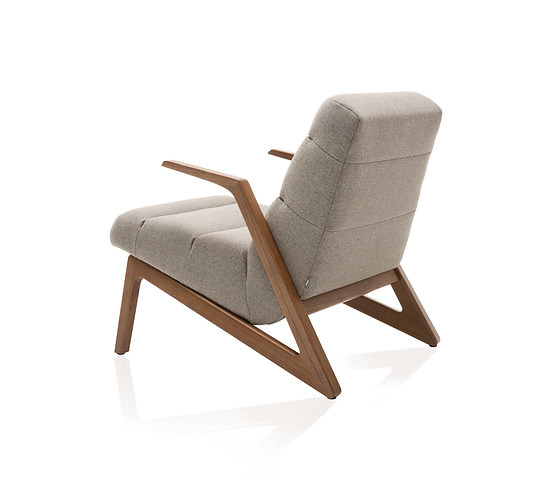 Formstelle Rolf Benz 214 Armchair