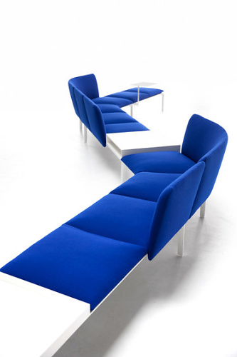 Francesco Rota Add Modular Seating