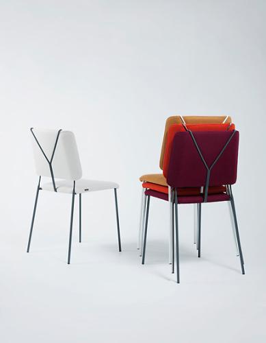 Fredrik Färg and Emma Blanche Frankie Chair
