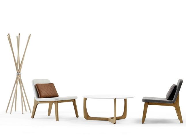 Gamfratesi Design Lean Easy Chair