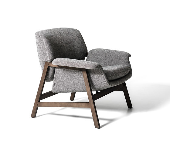 Gianfranco Frattini Agnese Armchair