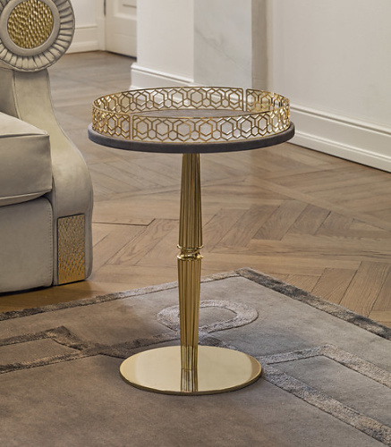 Giuseppe Iasparra Gueridon Small Tables