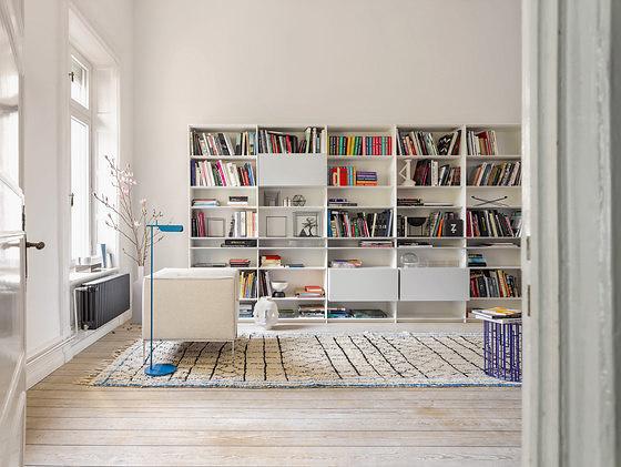 Janke.coste Design Grid Shelves