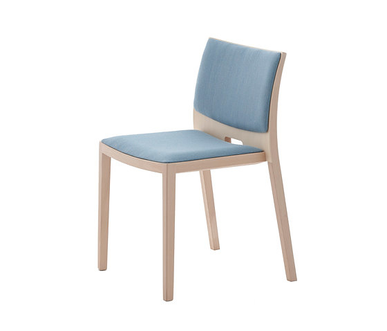 Jasper morrison unos chair for Plywood chair morrison