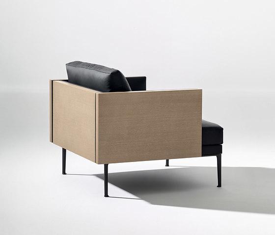 Jean-Marie Massaud Steeve Modular Seating