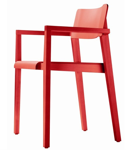 Laufer and Keichel 330 Stackable Chair