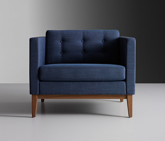 Leila Atlassi wingårdhs Madison Sofa and Easy Chair