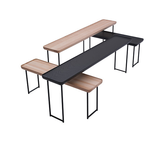 Luca Nichetto Torei Tables