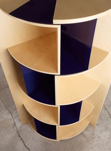 Marco Ferreri In-canto Bookcase