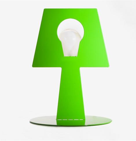 Martin Konrad Gloeckle Bendino Lamp