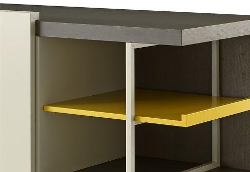 Mauro Lipparini Mixte Sideboard