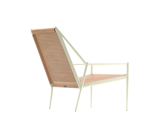 Max Lipsey Acciaio Lounge Chair
