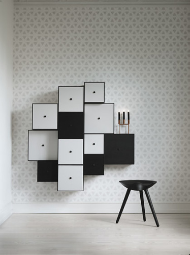 Mogens Lassen Frame Storage Solution