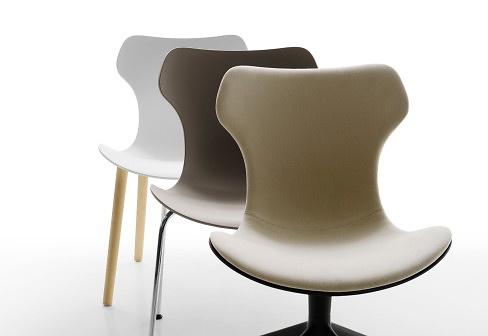 Naoto Fukasawa Papilio Shell Chair